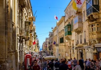 Sieviešu retrīts Malta