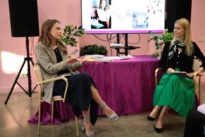 Biznesa Sievietes Intervija